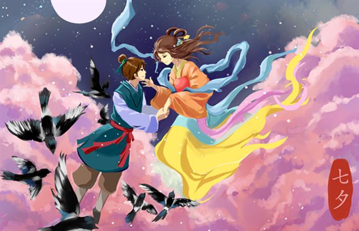 中国的情人节——七夕 为何七夕节又称乞巧节?