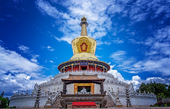 细说中国佛教建筑的主要形式