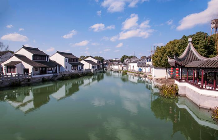 """你可知""""神州水乡第一镇""""——甪直古镇?"""