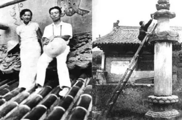 民国风华梁思成:中国一定有自己的建筑史
