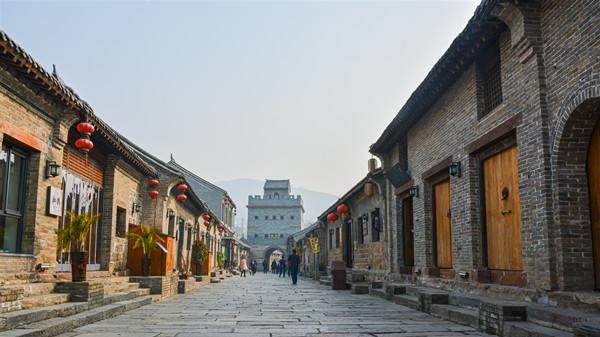 """神垕古镇——被游客戏称为""""活着的古镇"""""""