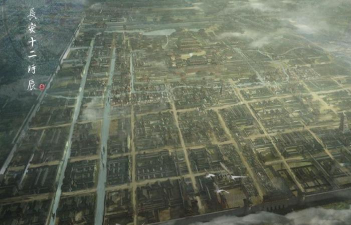 《长安十二时辰》:中国古代建筑史中的众生百态图
