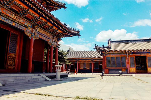 细数那些在古建寺庙施工中常见的元素