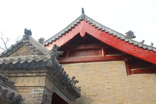 悬山建筑重要形式及主要特征解析