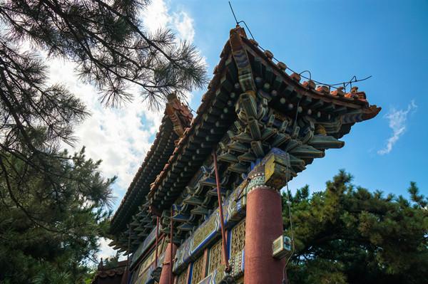 潭柘寺——北京最古老的古寺