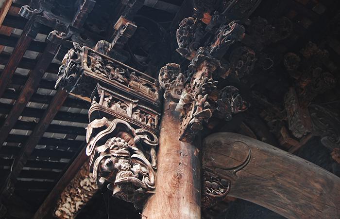 古代木雕工艺:浓郁的地方特色、各有千秋的流派!