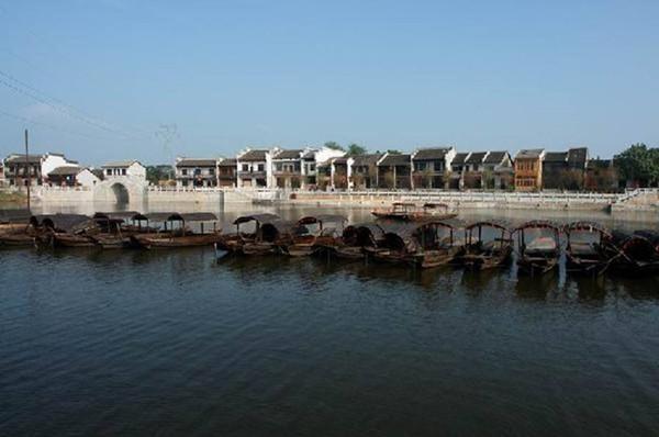 靖港古镇——湖南中部的千年古镇