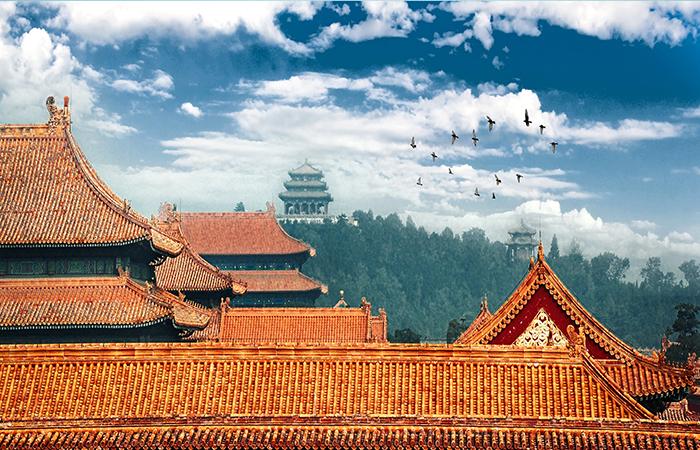 中国四大古建筑群,你最喜欢哪里?