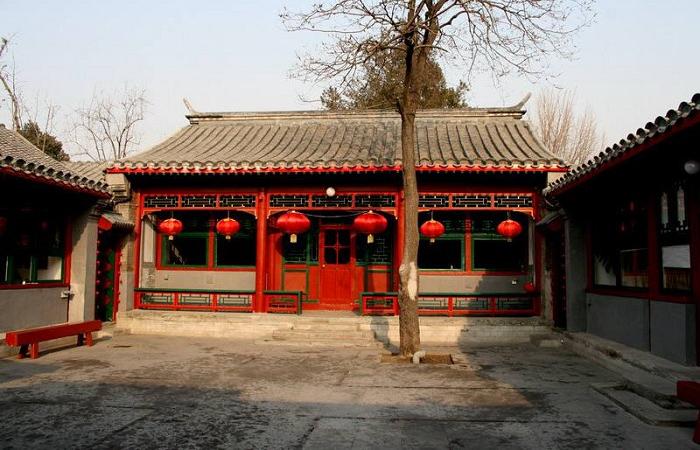 北京传统民居——老北京四合院