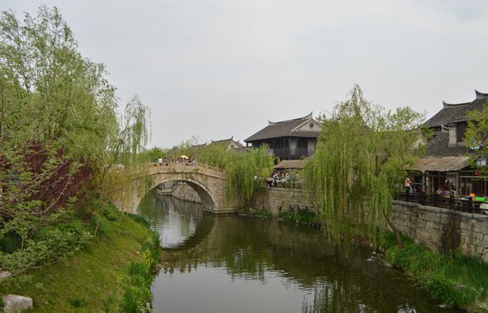 窑湾古镇——苏北保存最为完好的古镇