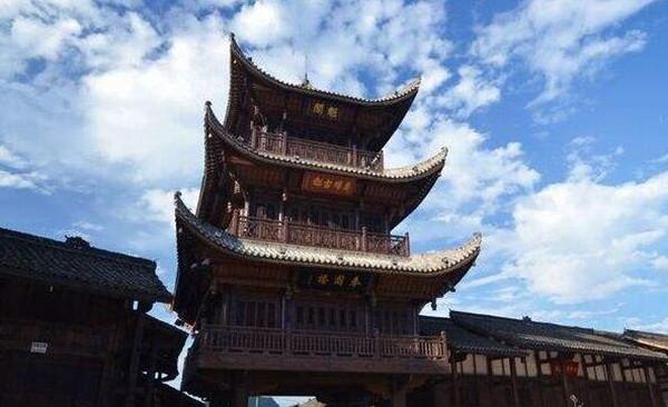 """阆中市老观镇:政府命名""""中国历史文化名镇"""""""