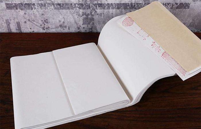 细说生宣纸和熟宣纸的区别和用途