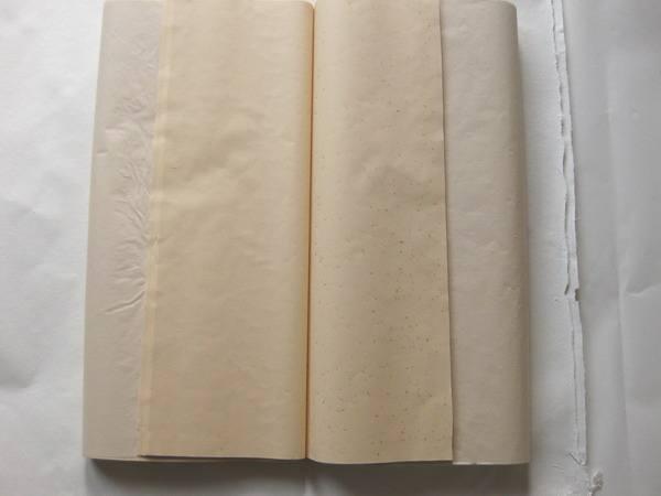 生宣纸和熟宣纸的区别和用途