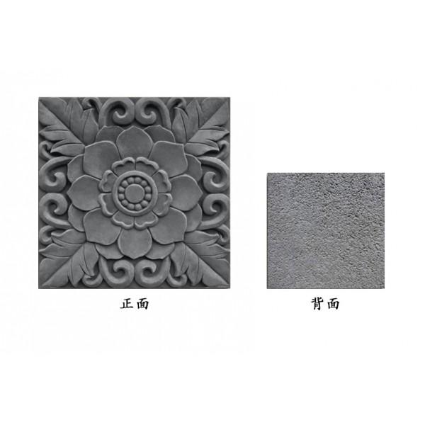 四神兽照壁配饰_仿古砖雕配件_庭院砖雕配饰