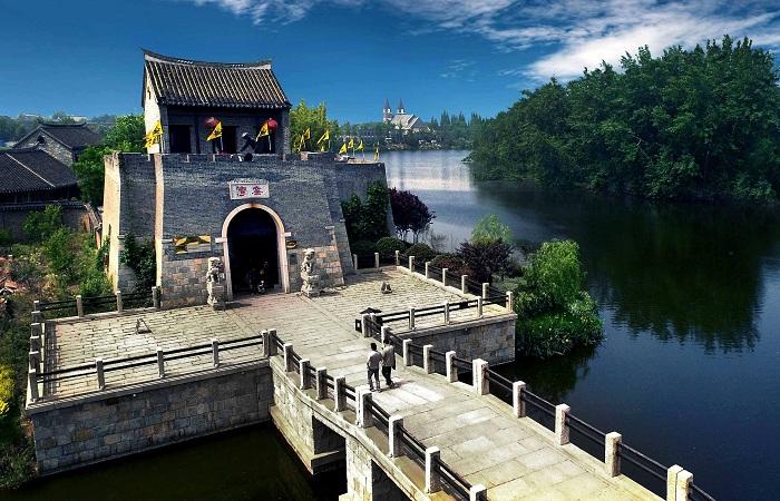 窑湾古镇——江苏千年水乡古镇