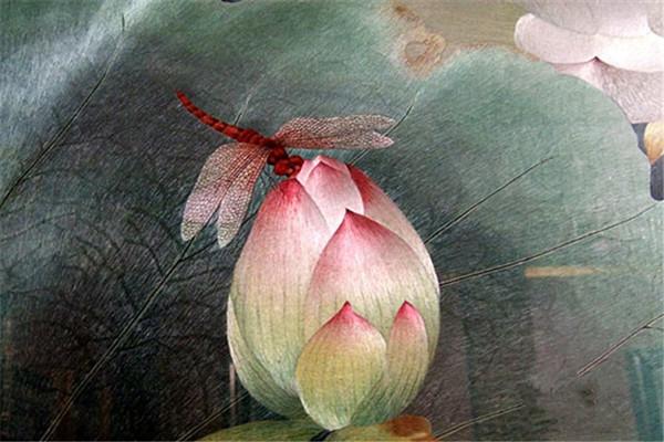 """""""魔术般的艺术""""——湘绣"""