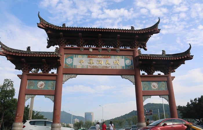 四川阆中古城——中国春节文化之乡