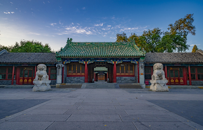 恭王府:一座见证清朝由盛转衰的府邸