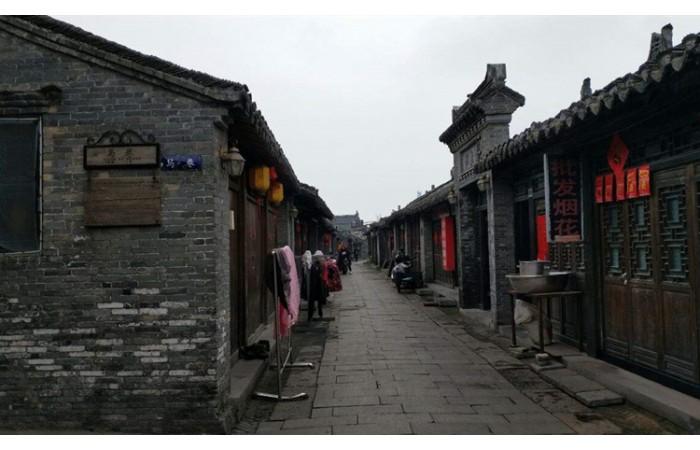 千年历史军事重镇之黄桥古镇