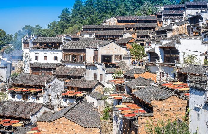 江西十大最美传统古村落