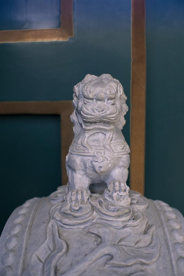 中国古建筑门墩亦有大学问
