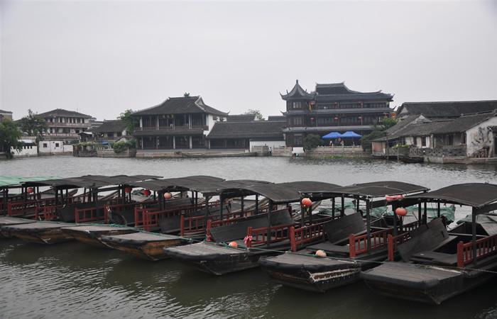 被时光遗忘的江南水乡——锦溪古镇
