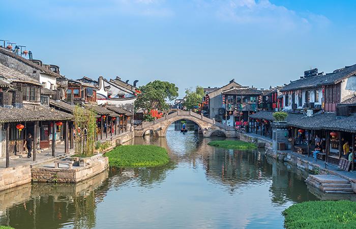 寻梦江南——中国水乡民居建筑特色