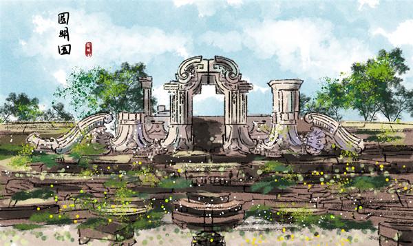 """中国最神秘的建筑家族——""""样式雷"""""""
