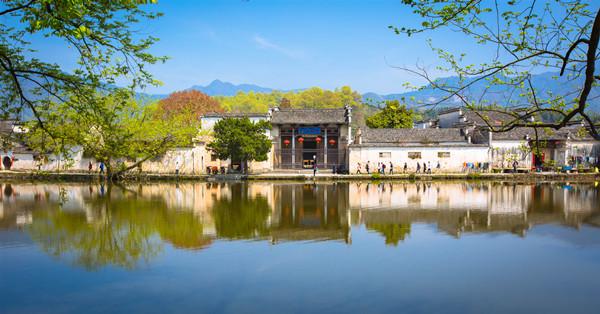 走进中国宗族文化传承古村落之梧龙村