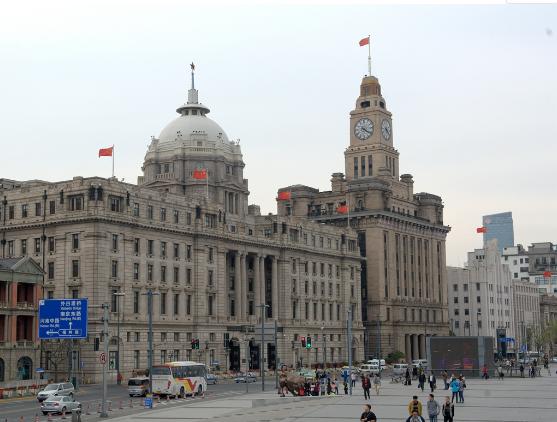 上海外滩建筑群