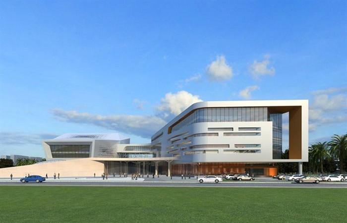 华北科技学院大学生活动中心附属建筑改造工程公开招标公告