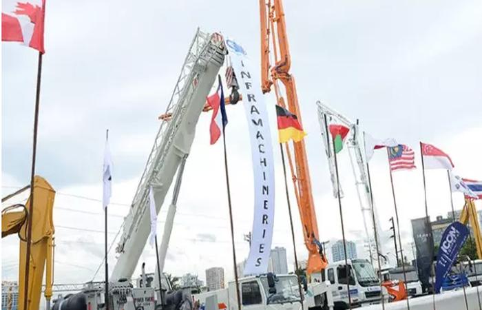 2019年菲律宾国际工程设备、建筑建材、内外产品交易及技术交流展览会