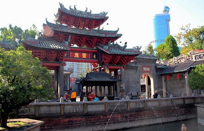盘点广东十大最美古建筑