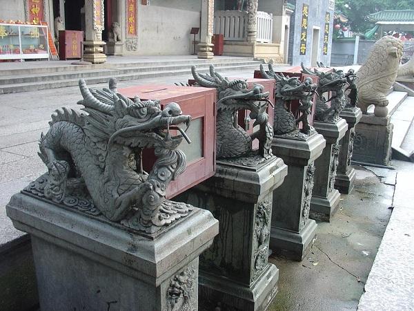 德庆龙母庙