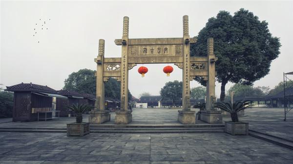 安昌古镇:绍兴最原汁原味的水乡古镇