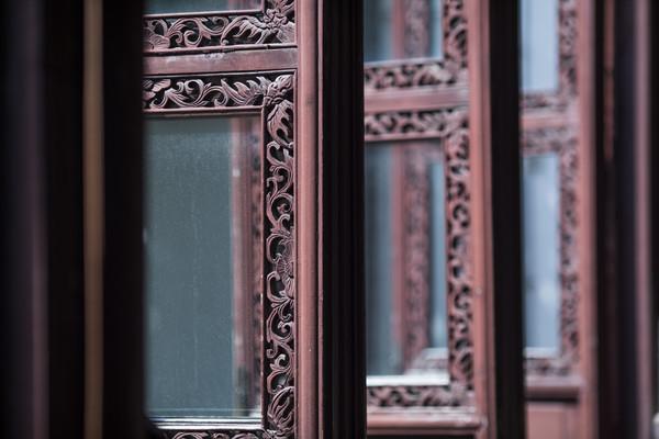 古建筑民居门窗有哪几种类型?