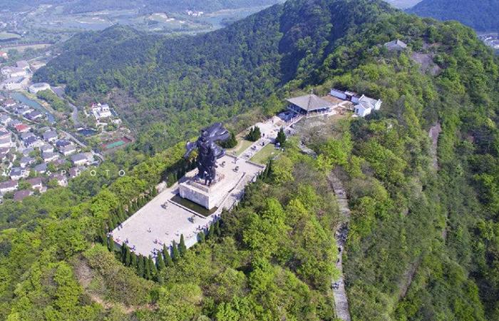 """大禹陵——""""立国之祖""""的王陵建筑"""