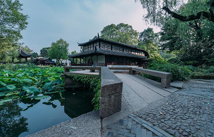中国建筑的造园艺术,以细节之美闻名于世!