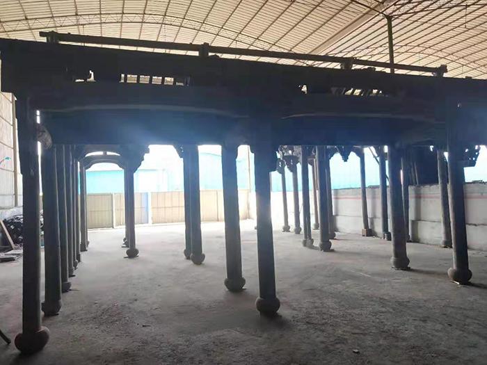 出售_徽州地方官厅,单层,内空面积126m²