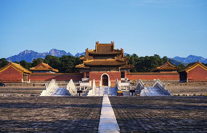 清西陵——中国古代陵寝建筑艺术