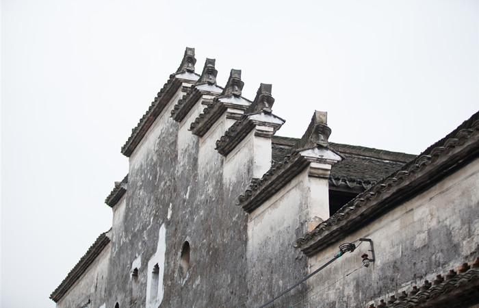 中国古建筑墙面可以分为哪些?