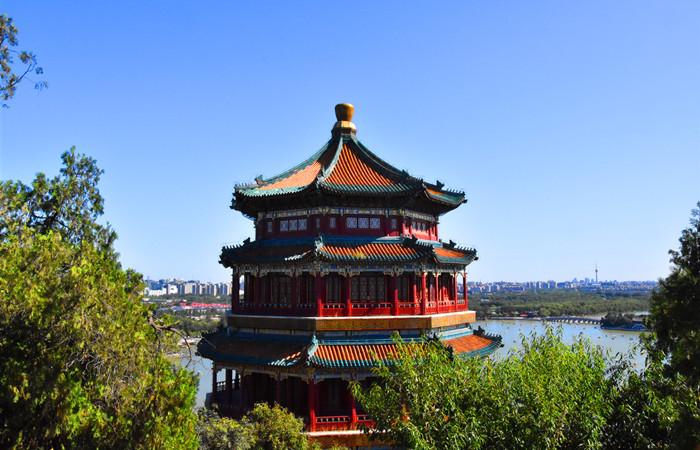 自得园——清代京西硕果亲王御赐皇家园林
