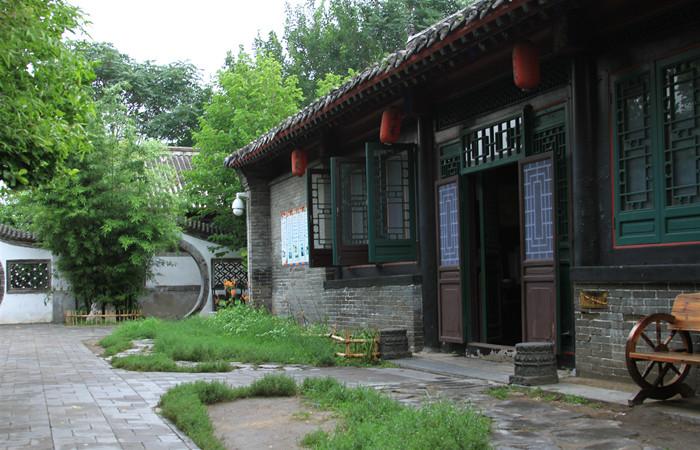 中国古建筑之围合式院落解析