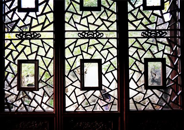 漏窗,中国古建筑上的一双眼睛