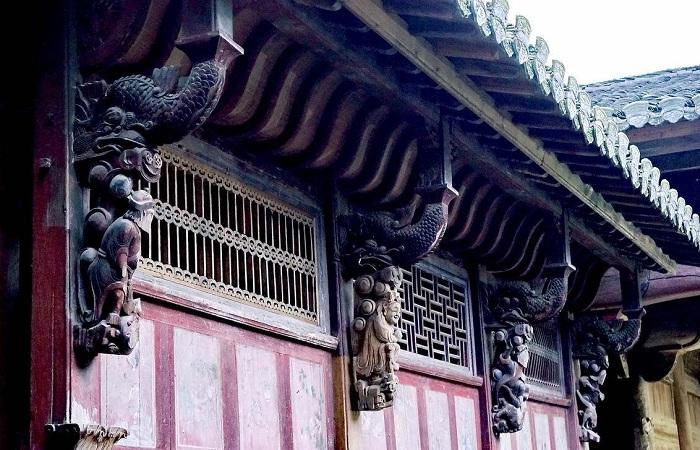 徽州技艺传承——徽州木雕