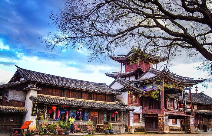 剑川沙溪古镇——千年历史文化名镇