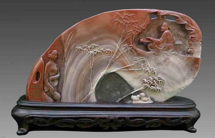 细说中国石雕六大雕刻手法区别!