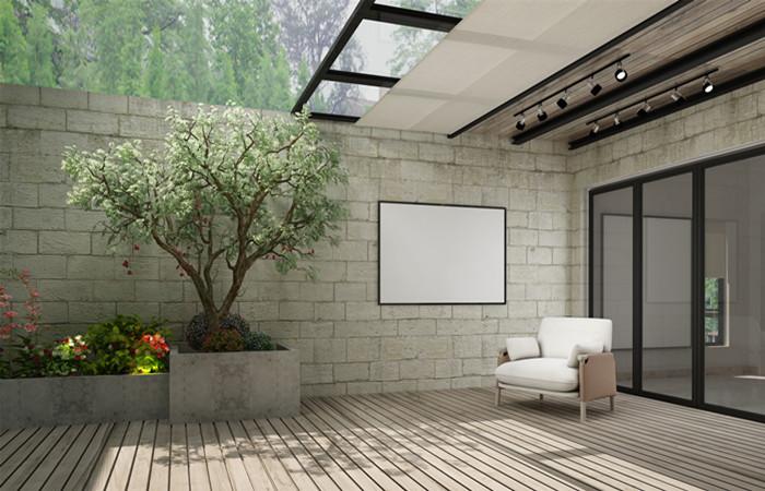 细数私人中式庭院最常见四大铺装