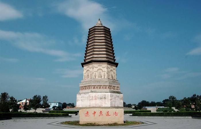 内蒙赤峰宁城辽中京遗址背景详解