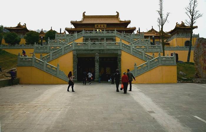 定林寺——1500多年历史的金陵名刹